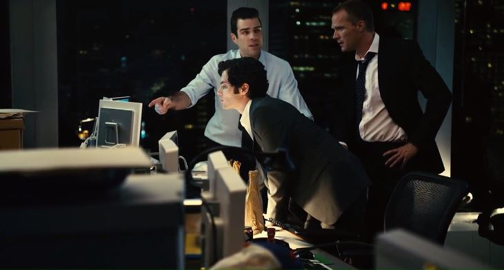 pelicula margin call