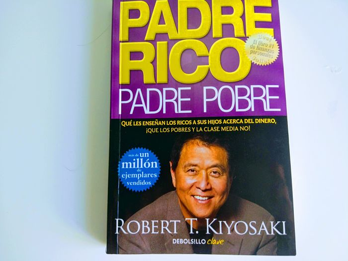 padre rico padre pobre libro robert t kiyosaki
