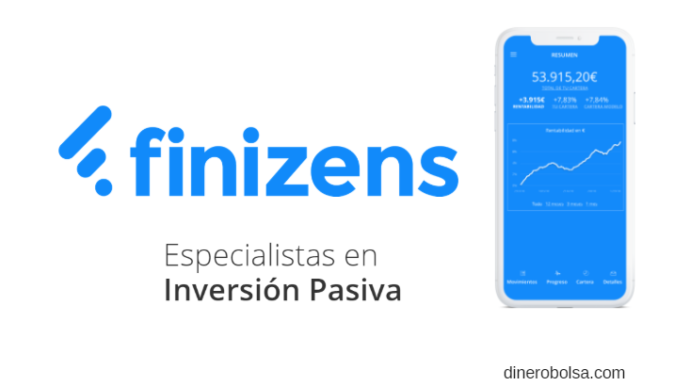 invertir finizens robo advisor españa