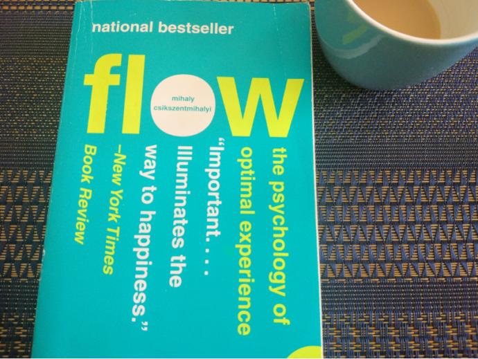 libro flow fluir