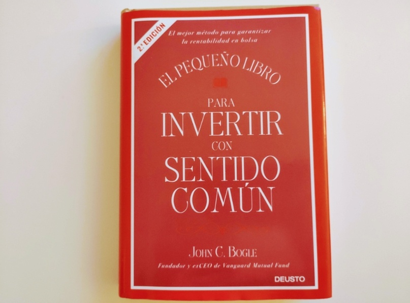 pequeño libro invertir sentido comun john bogle